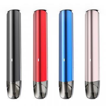 2ml Big Capacity empty Disposable Vape Pen 500 puffs with Custom vape Packaging